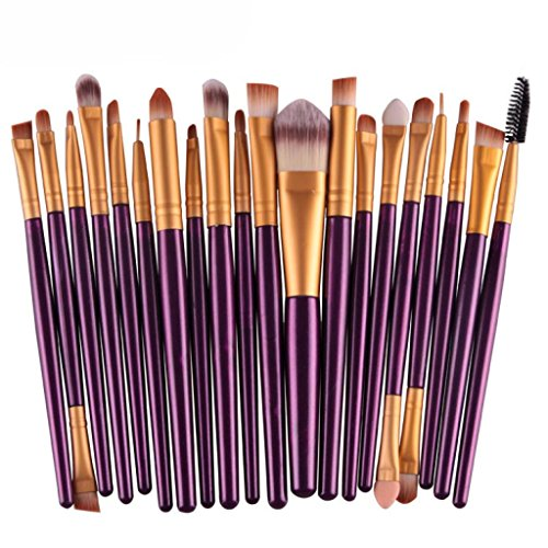 Susenstone®20 pcs/set Makeup Brush Set (Gold2)