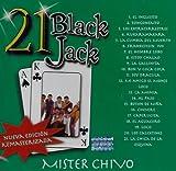 Mister Chivo 21 Black Jack Nueva Edicion Remasterizada