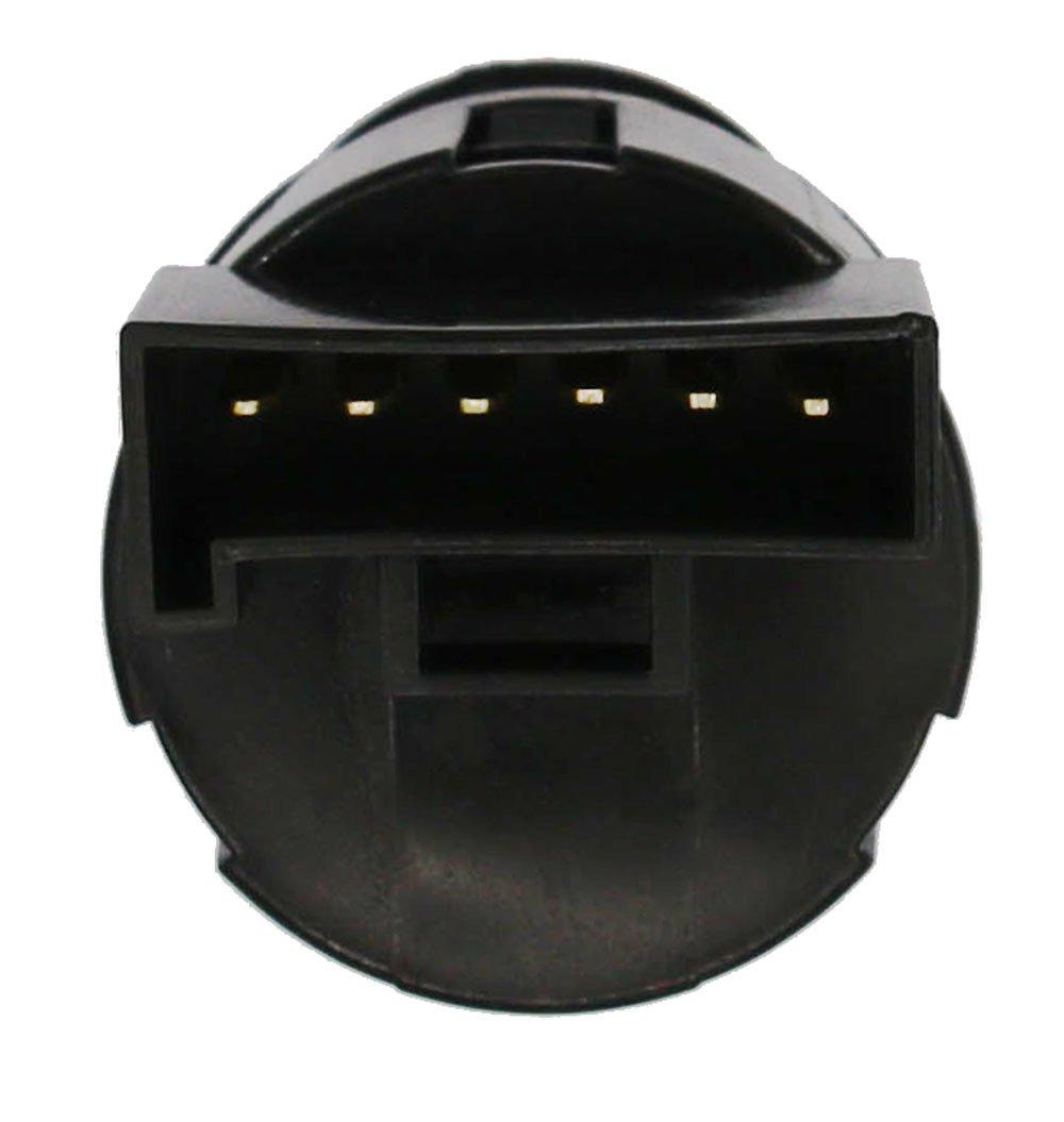 Ignition Switch with Key - Polaris Ranger 500 700 800 900 Ignition Key Switch Keyswitch Key - OEM 4011002 4012165 by HOOAI