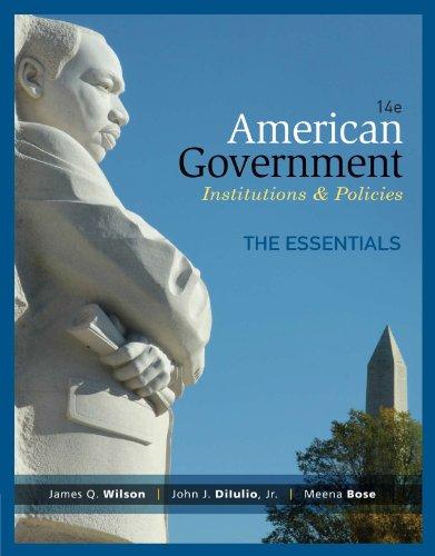 Download American Government, Essentials Edition Pdf