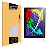 Lenovo Tab 2 A10 A10-70 10-Inch Tablet Glass Screen Protector,EasyULT Premium Tempered Glass Screen Protector for Lenovo Tab 2 A10-70 [Tempered Glass][Ultra Clear][9H Hardness] [Crystal Clear][Scratch-Resistant] [Easy-Install Wing]