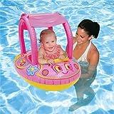 Aqua Leisure SunSmart Buggy float - Girl's Flower Sunshade Buggy by Aqua Leisure