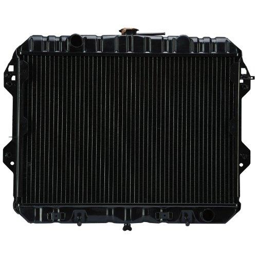 Spectra Premium CU634 Complete Radiator for Datsun 280Z (280z Datsun Performance)
