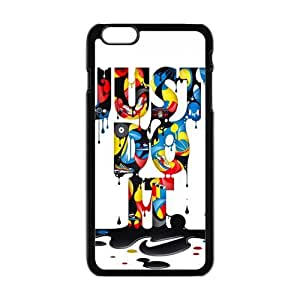 LOVE-Store Just Do It Cell Phone Case for Iphone 6 Plus