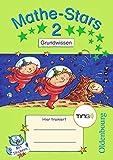 Mathe-Stars - Grundwissen - TING-Ausgabe: 2. Schuljahr - Übungsheft: Mit Lösungen