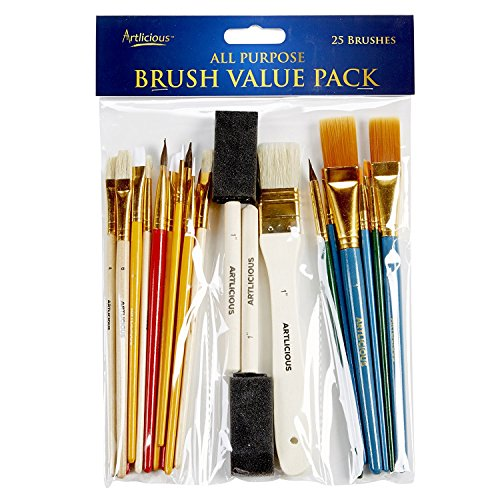 The 8 best paint brushes