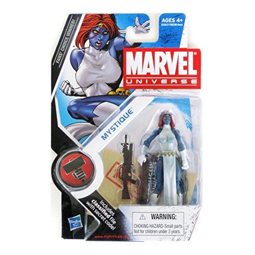 Marvel Universe 3 3/4 Inch Series 10 Action Figure Mystique -