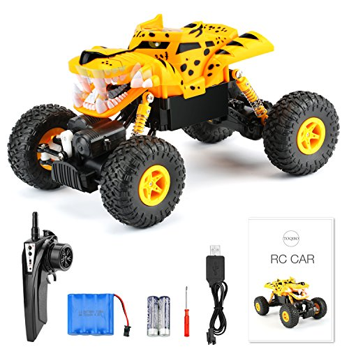 RC Cars Remote Control Car TOQIBO 2.4Ghz 4WD Off...
