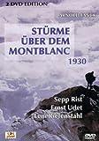 Stürme über dem Montblanc (2 DVDs)