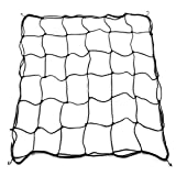 2 Pack Net Trellis for Grow Tents, Fits 4x4 and more size, Includes 4 Steel Hooks, 36 Growing Spaces