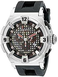 Orefici Unisex ORM14C4811 Analog Display Quartz Black Watch