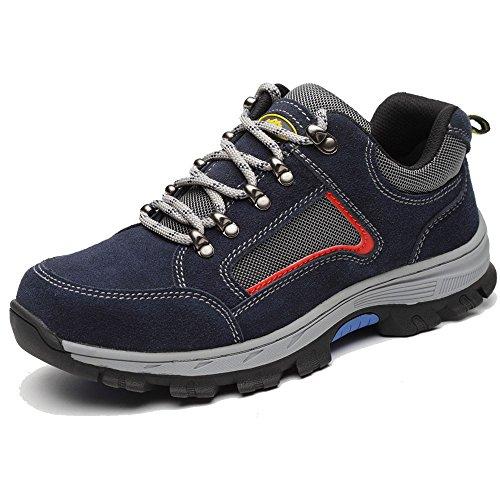 Chaussures De Sécurité De Travail Dembout Dacier Des Hommes Chaussures Respirantes Extérieures De Protection