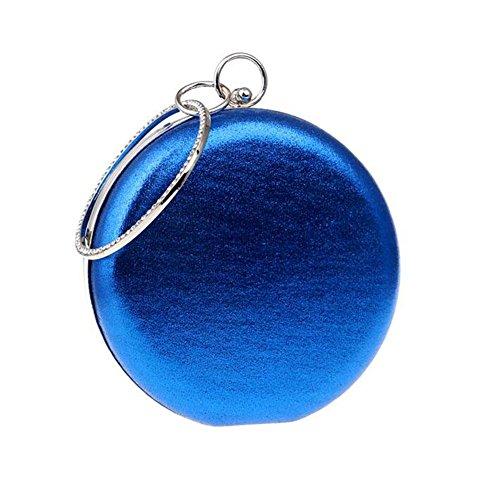Ladies Womens Bolso Blue Hombro Party Sparkly Prom De Nupcial Wyba Evening Embrague q4OfEqw