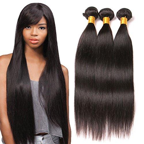 Daiweier brazilian straight hair 3 bundles unprocessed virgin home pmusecretfo Image collections