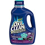 2 Pk. OxiClean Preserve Vitality Fresh Scent Laundry Detergent 31 Load (62 Total Loads)