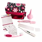Safety 1st Baby's 1st Healthcare Kit, Raspberry