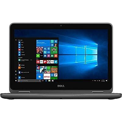 Dell Inspiron 3000 3185 11.6 Inch Laptop PC, AMD A6-9220e, 4GB Memory, 32GB EMMC Storage, Grey, Windows 10