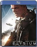 Elysium [Blu-ray + Copie digitale] [Import italien]