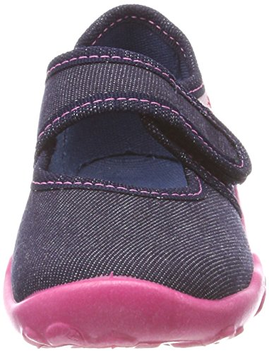 Superfit Fille Basses Sneakers ocean Bonny OZrFwqOH