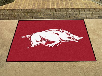 Team Fan Gear Fanmats Arkansas All-Star Rugs 34