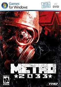 THQ Metro 2033, PC - Juego (PC, PC, FPS (Disparos en primera persona), M (Maduro))
