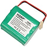 HQRP 2200mAh Battery for Mint 4200 / GPHC152M07 Ultra High Capacity [Robotic Vacuum Cleaner] plus HQRP coaster