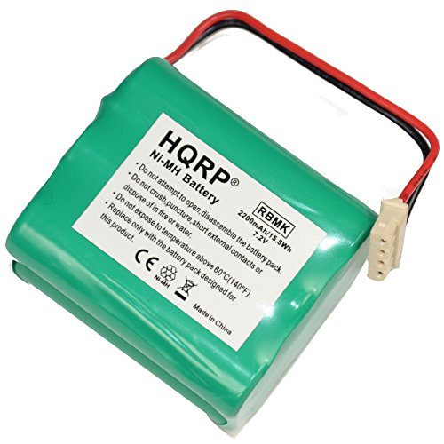 HQRP 2200mAh Battery Works with Mint 4200,