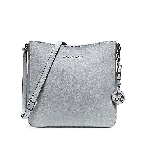 MICHAEL Michael Kors Jet Set Travel Saffiano Large Messenger Bag (Dusty - Kors Buy