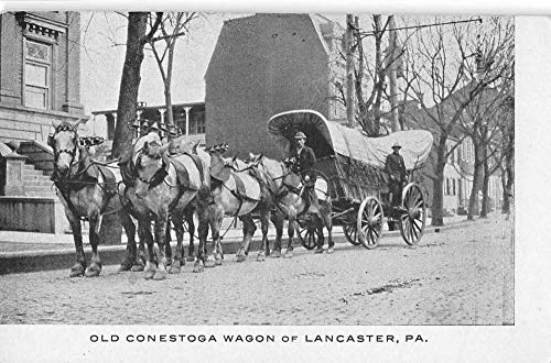 Used, Lancaster Pennsylvania Old Conestoga Wagon Stage Coach for sale  Delivered anywhere in USA