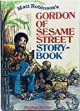 Gordon of Sesame Street Story Book