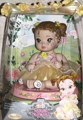 Disney Princess Porcelain Doll ~ Belle