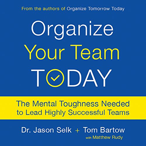 Organize Your Team Today by Hachette Audio