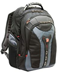 SwissGear 17 Gray Notebook Backpack