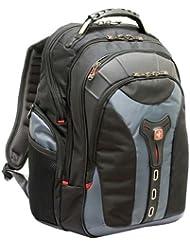 SwissGear 17 Gray Notebook Backpack