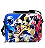 Saban's Power Rangers Insulated Lunch Bag/Lunch Box