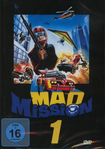 Mad Mission 1 - 16:9 Widescreen (Import Movie) (European Format - Zone 2)