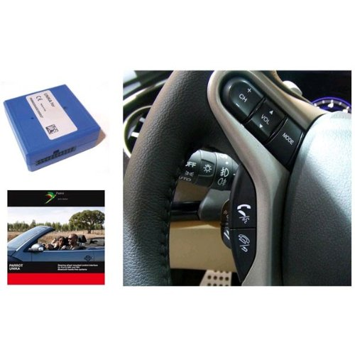 Parrot Steering Wheel Mounted Control Interface for Parrot Mki/RKi by Parrot