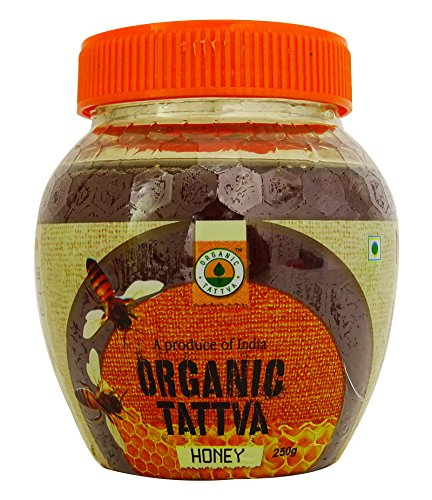 Organic Tattva Honey, 250ml