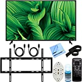 "Vizio D55n-E2 D-Series 55"" Full Array LED TV + Ultimate Wall Mount Accessory Bundle"