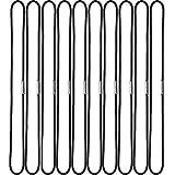 BBTO 10 Pieces Notebook Elastic Bands Refill