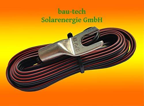 VOTRONIC Temperatur Sensor für Laderegler - Inselanlagen, Solaranlagen, Batterie