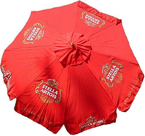 stella-artois-leuven-belgium-9-foot-beer-patio-umbrella-market-style-new