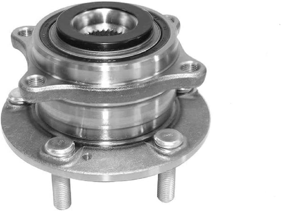 GSP 754266 Wheel Bearing and Hub Assembly Driver or Passenger Side Left or Right Front