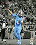 "Tennessee Marcus Mariota Spotlight 8"" x 10"" Football Photo"