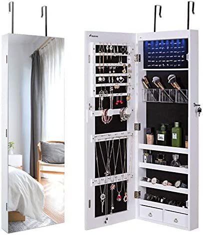 Nicetree Jewelry Cabinet Armoire Organizer product image