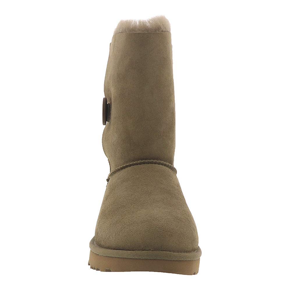 UGG Womens Bailey Button II Antilope 5 B - Medium