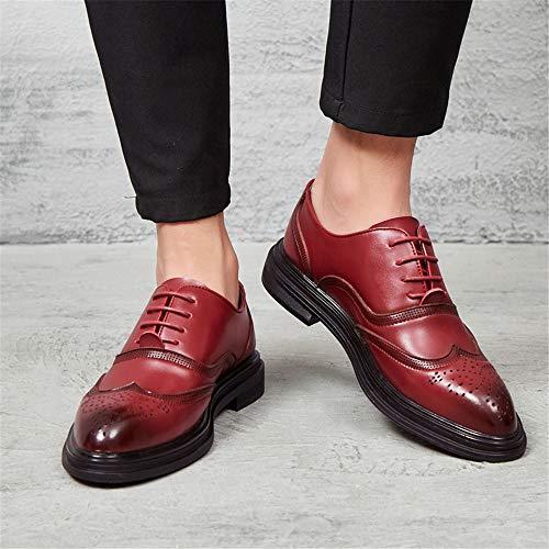 5 39 Stringate shoes red Eu Scarpe Sry Rosso Uomo wUqTfwxH