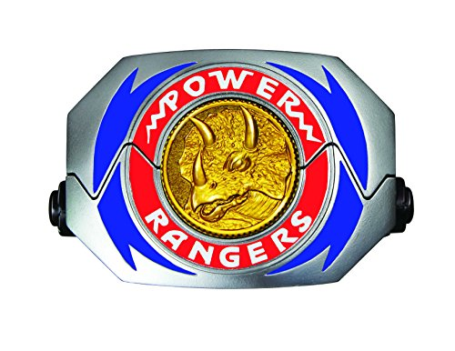 (Power Rangers Mighty Morphin Movie Legacy Morpher/Power Morpher, Blue)