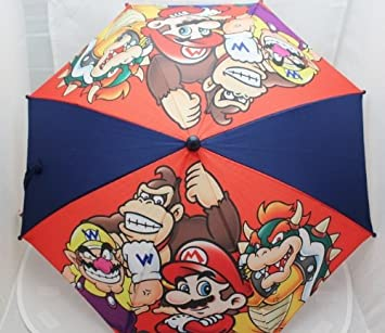 Mario Kart Umbrella - Super Mario Umbrella