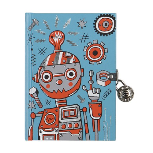 robot lock - 4